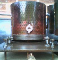 Guide to sevicing a vaporising burner