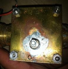 Repair to port valves